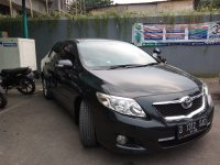 Jual Toyota New Altis V 2.0cc Matic Tahun 2010 warna hitam metalik