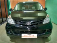 Jual Toyota Avanza E 1.3 Manual 2013