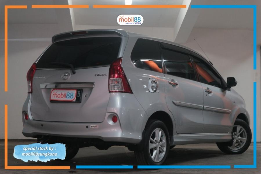 Jual Avanza Veloz New 15 Manual 2013 Mobil Bekas Surabaya