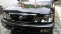 Land Cruiser: Jual Toyota Landcruiser Cygnus 2002 warna hitam