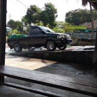Jual Toyota Kijang Pick Up: Kijang kapsul pick up diesel 2004