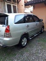 Jual Toyota Kijang Innova Manual 2005