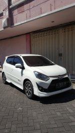 Jual TER - Murah Tanpa Perantara Toyota Agya 1.2 TRD (Manual) Tahun 2017
