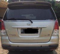Jual Toyota: Innova G 2011 Bensin 2.0 Matic A/T Silver CASH