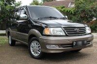 Jual Toyota: Kijang Krista 2003 A/T Hitam Metalik - Nyaman dan Perawatan Apik