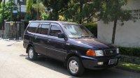 Jual Toyota: Kijang LGX 2001 Diesel Hitam - Nyaman dan Perawatan Apik