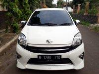 Jual Toyota Agya G TRD 1.0 cc Automatic Th.2014
