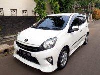 Toyota Agya G TRD 1.0 cc Automatic Th.2014 DP 6 JUTA (2.jpg)