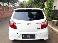 Toyota Agya G TRD 1.0 cc Automatic Th.2014 DP 6 JUTA (5.jpg)
