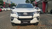 Jual Toyota Fortuner 2.4 VRZ At 2017