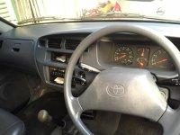 Jual Toyota Kijang LSX 2002 Bensing KM rendah 65.000 barang simpanan