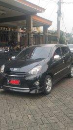 Jual Toyota Agya G TRD Manual 2015