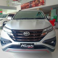 Jual All New Toyota Rush 2019