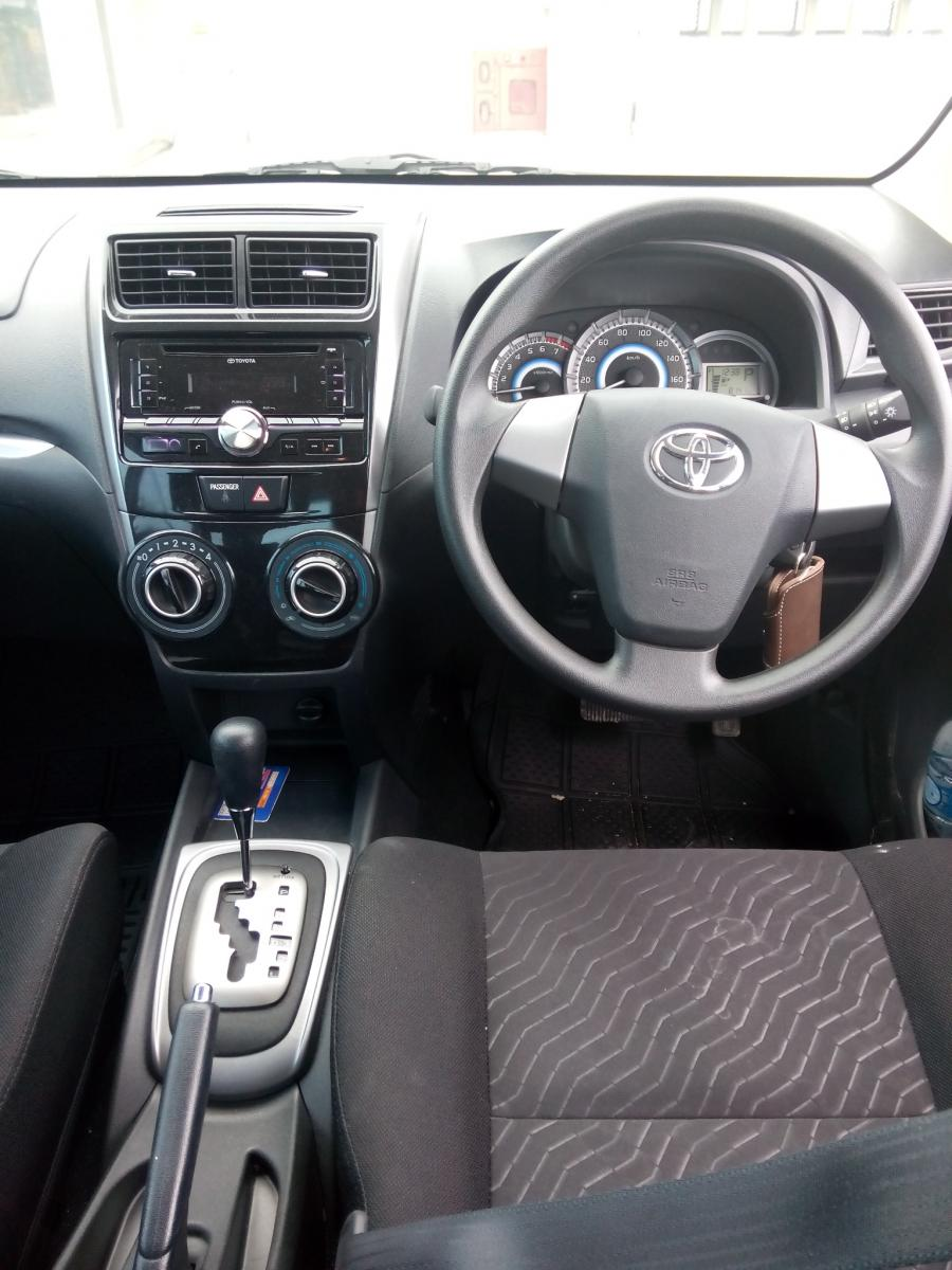 Toyota All new avanza veloz 1.3 2016 matic hitam ...