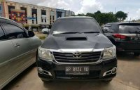 Jual Toyota Hilux G Double Cabin Thn 2013