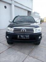 Jual Toyota fortuner G Diesel matic 2010