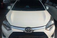 Jual Toyota Agya 1.2  G Hatcback Putih Matic