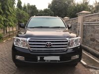Jual Toyota Land Cruiser V8  2011 good condition