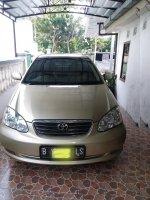 Dijual Toyota Altis 2005/2006 Manual G.1.8, Mulus Keren