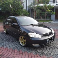 Jual Toyota Altis: Corolla Atis G at 2002 Hitam Plat AB