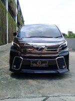 Jual Toyota Vellfire 2.5 ZG Premium Sound JBL 2015