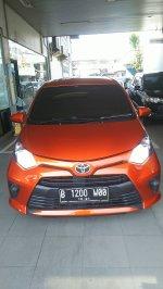 Toyota Calya E MT 2016