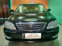 Toyota Camry G 2.4 Automatic th 2005 Hitam Metalik