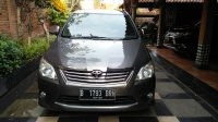 Jual Toyota Grand Kijang Innova G AT Diesel 2013