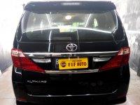 Toyota ALphard 2.4 X AT 2012 Hitam (IMG_20190620_131502.jpg)