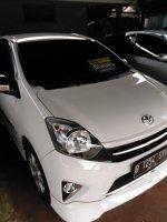 Jual Toyota Agya TRD th 2014, kondisi bagus, matic, siap pakai