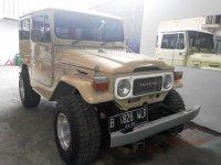 Jual Hardtop: Toyota FJ Cruiser 4.0L V8 1977 4x4 Kuning Muda