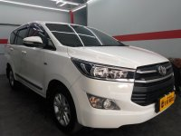 Jual Toyota Kijang Innova 2.0 G Luxury AT 2017 Putih