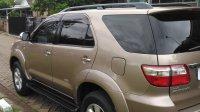 Jual Toyota: Fortuner 2010 matic bensin 2700CC khusus pemakai dengan mobil rawatan