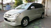 Jual Toyota Kijang Innova G Bensin At 2005