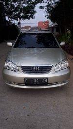 Jual Toyota: Corolla Altis G Manual 2004 VVTI Masih Original Muluus