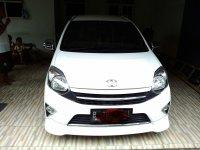 Dijual Toyota Agya TRD S 2014