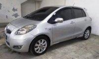 Toyota: Yaris km 78rb E AT 2011 Silver, Yaris Silver, Yaris Matic (1.jpg)