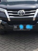 Jual Toyota Fortuner VRZ 2016 Terawat
