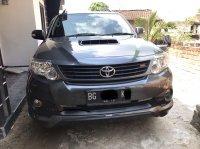 Jual Toyota Fortuner TRD G M/T Diesel 2014