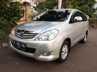Jual Toyota Kijang Innova G AT tahun 2009 Tangan 1 dari baru Harga Cash