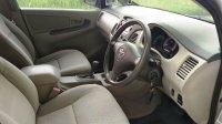 Toyota Kijang Innova G AT tahun 2009 Tangan 1 dari baru Harga Cash (Interior Depan.jpg)