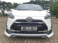 Jual Toyota: SIENTA Q 1.5 AT 2017 , TDP 10 JT, Good condition