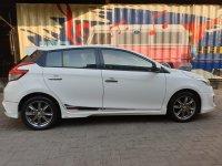 Jual Toyota Yaris S AT TRD 2014 Putih Istimewa