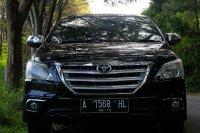 Jual Toyota: Innova V 2006 Matic Warna hitam menawan kondisi mulus