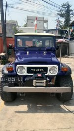 Jual Toyota Hardtop Land Cruizer Diesel Th 82