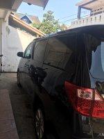 Jual Toyota Alphard 2.4X 2014