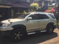 Jual Toyota Fortuner 2.5 G TRD VNT 2012