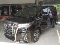 Jual Toyota: Ready Alphard G A/T ATPM Astra Cash/Credit DP Minim