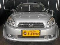Jual Toyota Rush 1.5 S AT 2009 Silver