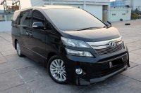Jual 2012 Toyota Vellfire ZG Alles Pilot Seat Mulus Gan Hanya Cukup TDP 117